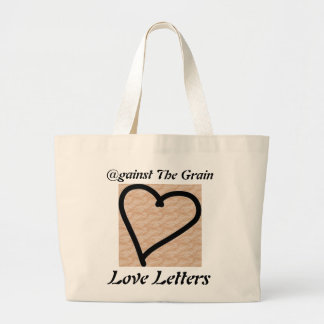 Love Letters Canvas Bags