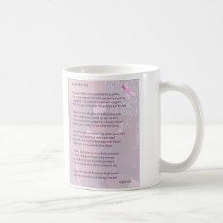 Love, Life and Loss Coffee Mug