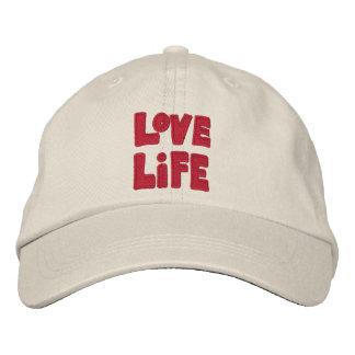 Love Life Baseball Cap