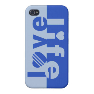 LOVE LIFE Case Savvy cases iPhone 4/4S Case