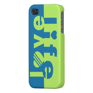 LOVE LIFE Case Savvy cases iPhone 4/4S Cases