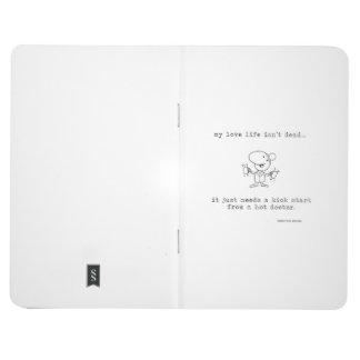 Love Life Emergency Pocket Journal