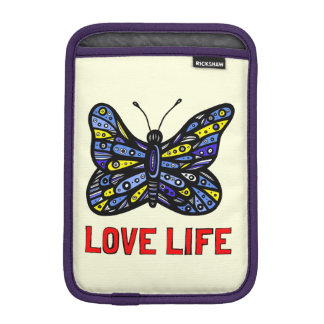 """Love Life"" iPad Mini Soft Case"