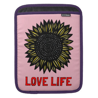 """Love Life"" Ipad Soft Case"