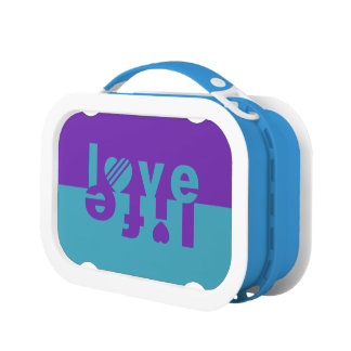 Love / Life lunch boxes