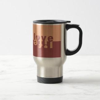 LOVE LIFE mugs