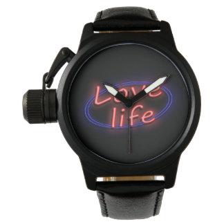 Love life. watch