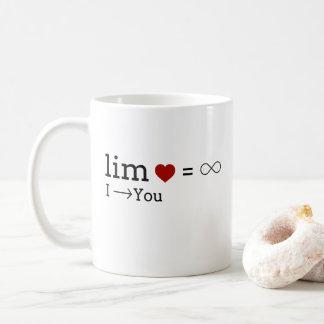 Love Limit Coffee Mug