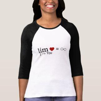 Love Limit- PERSONALIZE T-Shirt