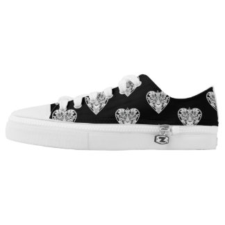 Love Lioness Locket Low Tops