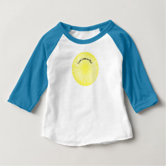 Love Lives in Me Shirt for Kids
