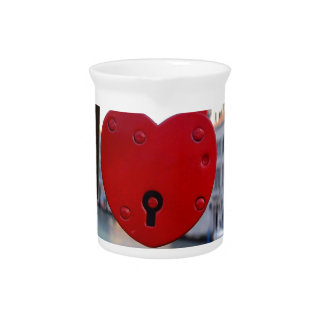 love lock in venice pitcher