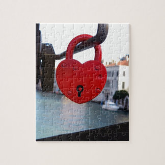 love lock in venice puzzle