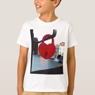 love lock in venice T-Shirt