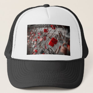 Love Lock Trucker Hat
