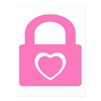 love locked down. postcards