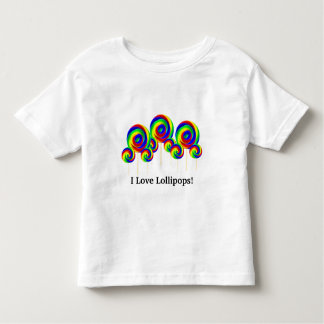 Love Lollipops t-shirt kids