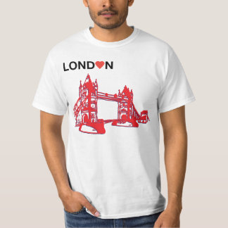 Love Lond♥n - Tower Bridge T-Shirt