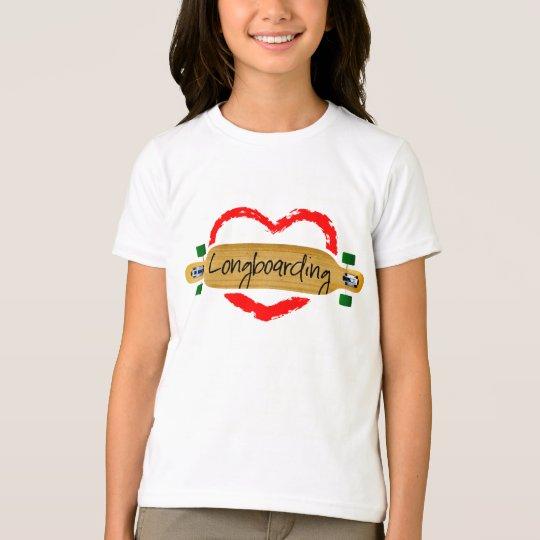 love longboarding T-Shirt