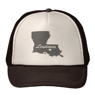 Love Louisiana Love Baton Rouge Trucker Hat
