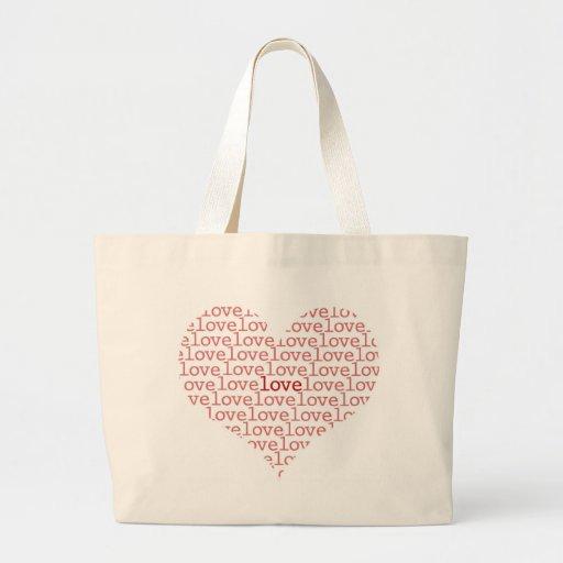 love love love - bag