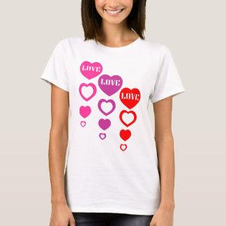 Love, Love, Love T-Shirt