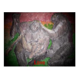Love, Love Postcard
