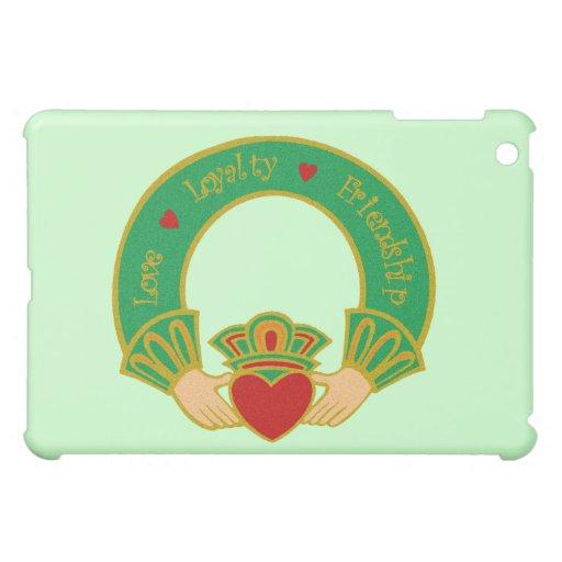Love Loyalty Friendship Irish Valentine iPad Mini Cover