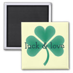 Love & Luck Magnet