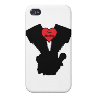 love machine cover for iPhone 4