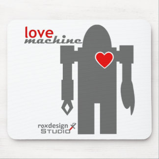 love machine mouse pad