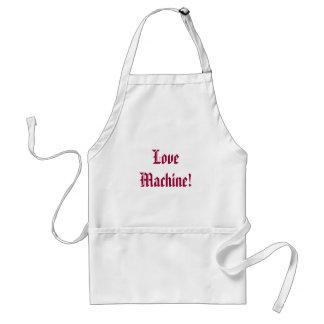 Love Machine! Standard Apron
