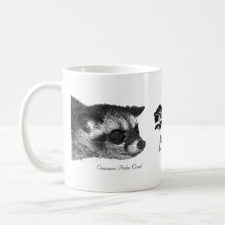 Love MacRitchie - Common Palm Civet Coffee Mug