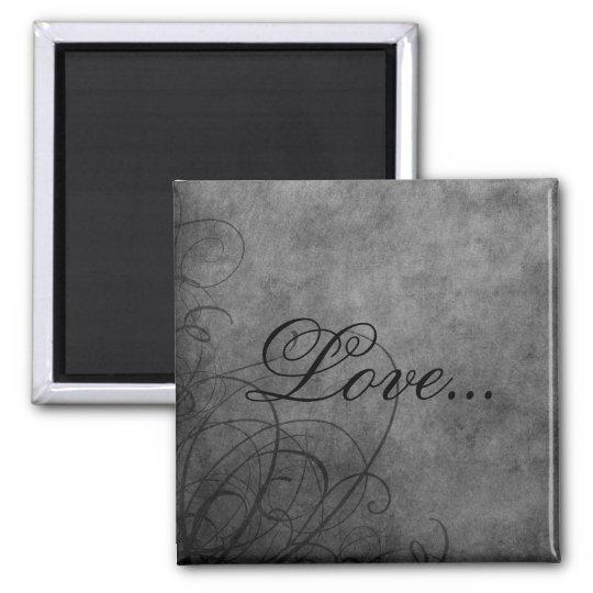 Love- Magnet: Love's Twilight Magnet