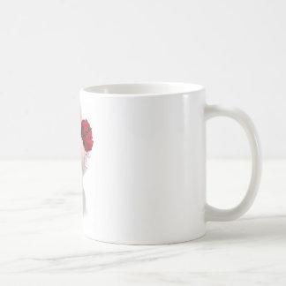 Love Makes Life Bearable! Basic White Mug