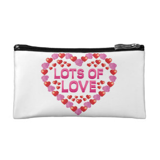 Love Makeup Bag