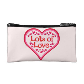 Love Makeup Bags