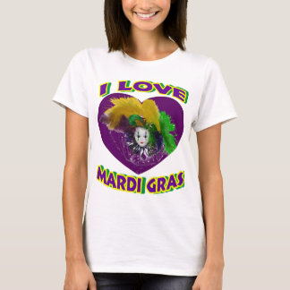 Love Mardi Gras T-Shirt