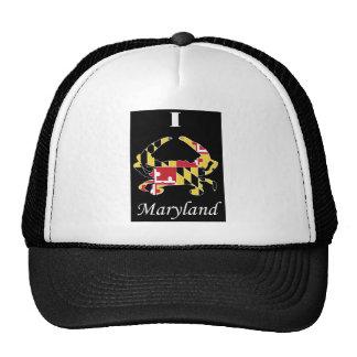 Love Maryland Mesh Hats