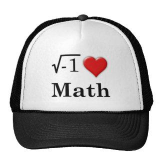 Love math cap