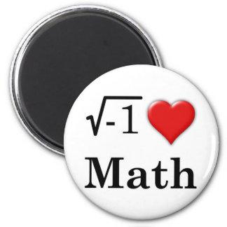 Love math magnet