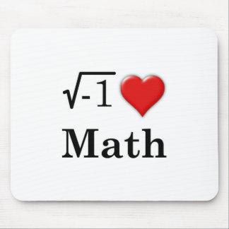 Love math mousepads