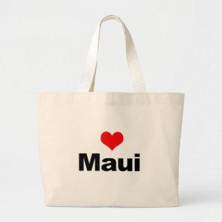 Love Maui Canvas Bag