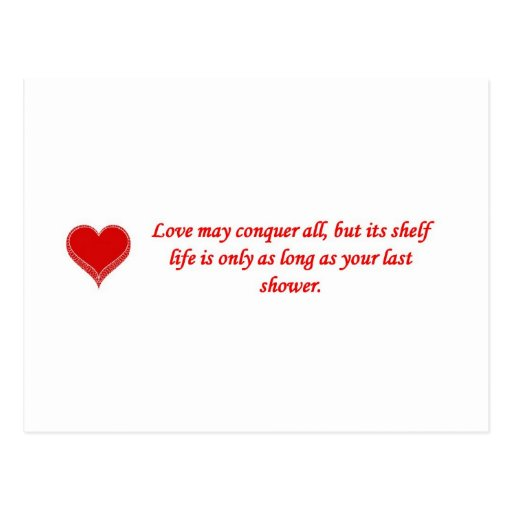 love-may-conquer-all-but-its-shelf-life-is-only postcards