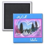 Love McCall Fridge Magnet