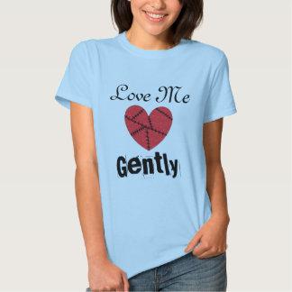 Love Me Gently Tee Shirts