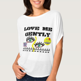 Love me gently tees