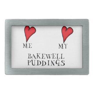 love me love my bakewell puddings, tony fernandes belt buckles