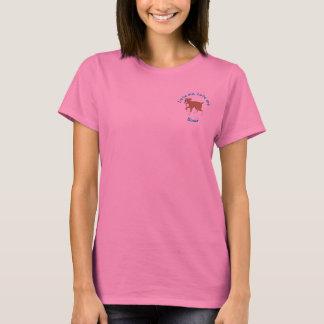 Love Me. Love My Boxer T-Shirt
