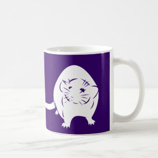 Love me,love my rats! coffee mug